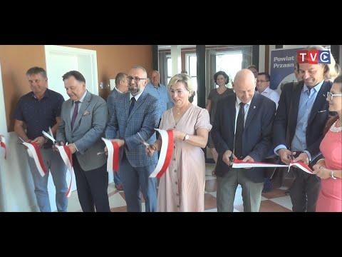 Otwarcie Centrum Aktywizacji Biznesu w Przasnyszu [VIDEO]