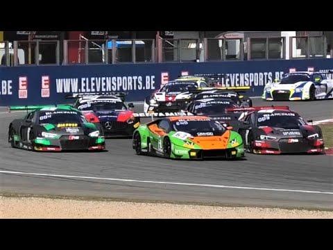 The Best of GT3 Motorsport in 2018