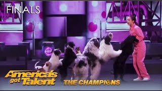 Alexa Lauenburger: Germany's Got Talent FIGHTS For THE Champions Title @America's Got Talent