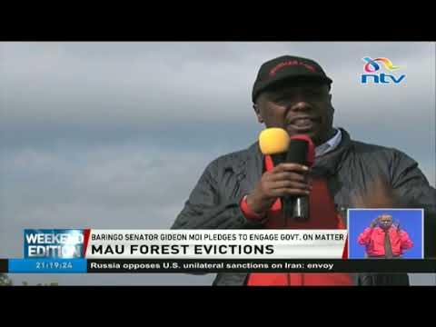 Section of Maa elders plan to stage demo  in support of Mau forest evictions