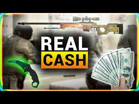 Website Review : Skins cash - Legit Or Scam? - смотреть
