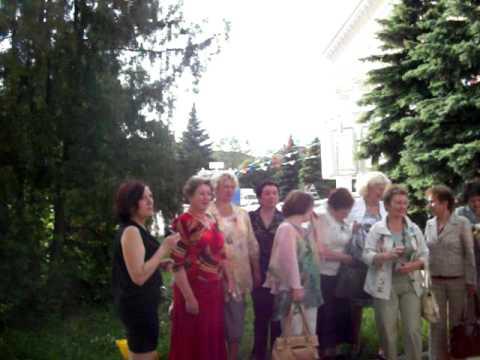 Встреча группы ТД-4 10 июня 2011 года