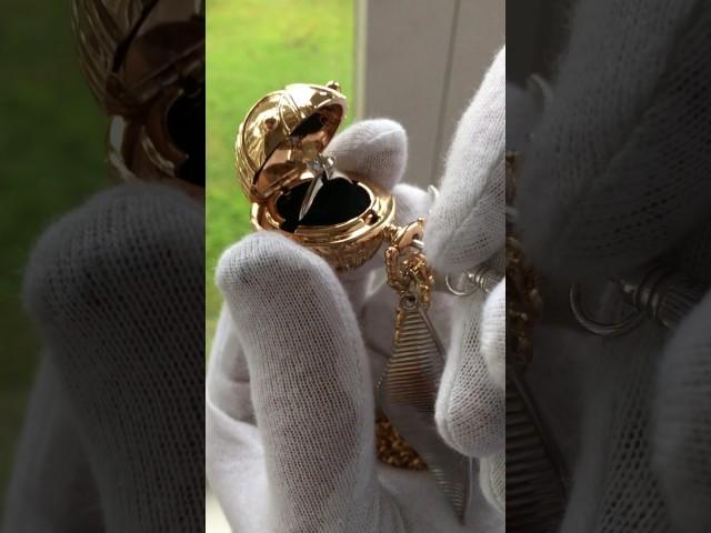 The Snitch Freeman Jewellery Design