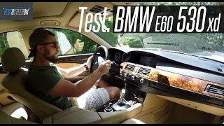 TEST VOŽNJA///BMW 530xd E60/// 235KS Xdrive FACELIFT//
