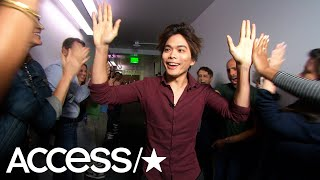 'AGT' Champ Shin Lim Talks His 'Roller-Coaster Ride' Win | Access