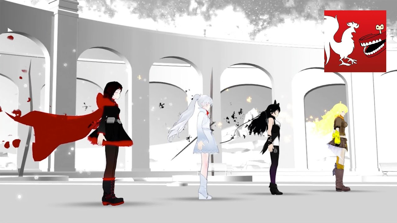 RWBY Volume 2: Opening Titles Animation
