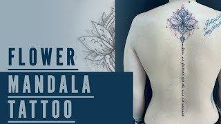 Tatuaggio Fiore Mandala  ( Make Tattoos )