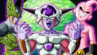 Who Is The BEST Main Antagonist In Dragon Ball Z?