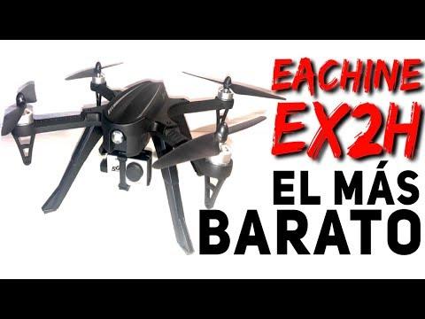 Eachine EX2H: el drone de fotografía/vídeo más barato
