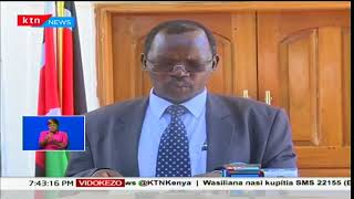John  Lonyangapuo ataka EACC kuchukua dhidi ya maafisa waliochukua pesa kaunti hilo