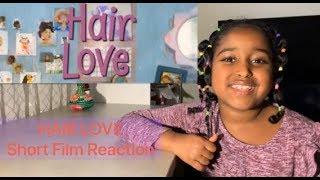 HAIR LOVE   Short Film Reaction