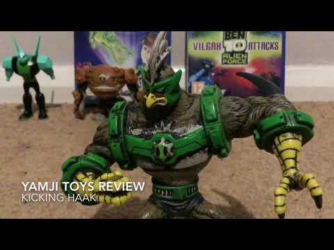 Download Video Review Of The Ben 10 Omniverse Hyper Alien