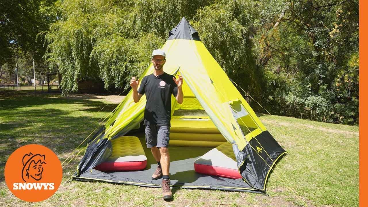 Malamoo Teepee 9 Tent