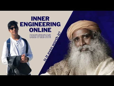My experience with Inner Engineering Online| How My life has been ...