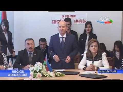 Mingəçevir Turizm Kollecində elmi konfrans(AZTV)
