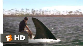 3 Headed Shark Attack 7/10 Movie CLIP  HighFlying Axe 2015 HD