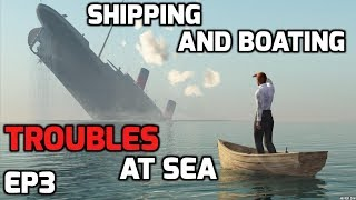Shipping and Boating Fails troubles at sea (compilation) Ep 3