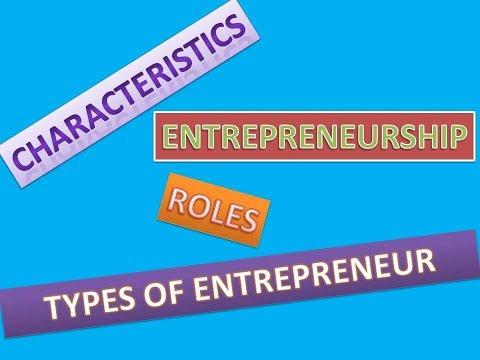 mp4 Entrepreneur Roles, download Entrepreneur Roles video klip Entrepreneur Roles