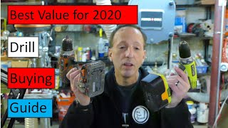 Best Cordless Drill Buying Guide For 2020