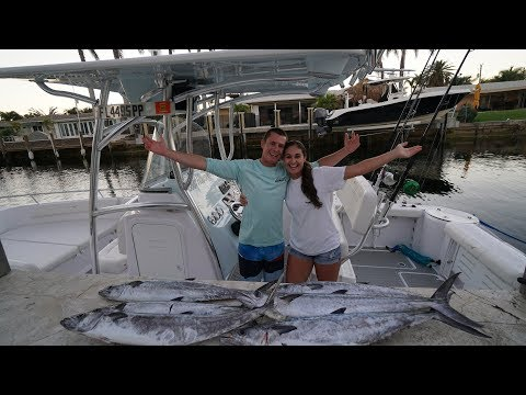 They Gave Us a BRAND NEW Boat! (2018 Proline 26 Super Sport- Offshore Fishing)