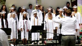 SDSCPA 2018 Graduation National Anthem