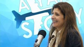 Alyastory#464 – Aviva Moryoussef Benainous, une française à Herzliya