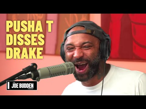 Pusha T Disses Drake Again | The Joe Budden Podcast