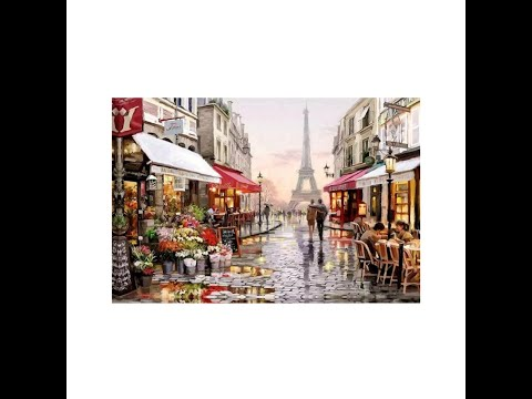 Artistic 1000 Piece Jigsaw Puzzles For Adults And Children