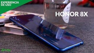 Honor 8X, EXPERIENCIA DE USO: de la mejor relación CALIDAD-PRECIO en México