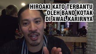 Hiroaki Kato Merasa Terbantu oleh Band Kotak untuk Awal Karirnya di Indonesia