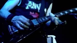 """ANVIL - """"Mothra"""" -  01 Novembro 2013 - Inferno Club - São Paulo - SP- BRASIL"""