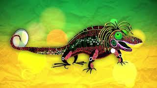 Jamaican Rock Iguana