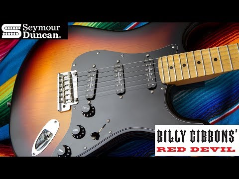 Billy Gibbons Red Devil Review