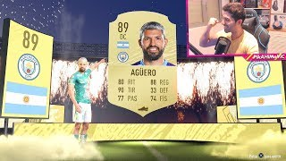 AGÜERO Y MAHREZ IF IN A PACK | FIFA 20