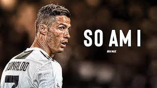 Cristiano Ronaldo 2019 ❯ Ava Max   So Am I • Magic Skills & Goals | HD