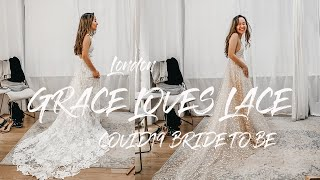 Wedding Dress Shopping London Grace Loves Lace | Getting Married During COVID19 UK