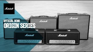 Marshall Origin 20H Video