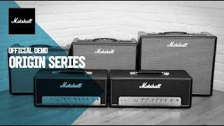 Marshall Origin 50C Video
