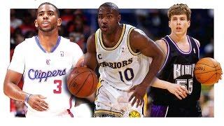 Top 10 NBA Ball Handlers in History