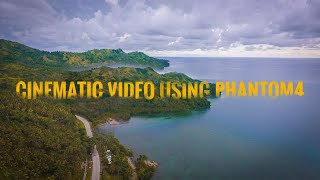 Cinematic video using Phantom4| Cinematic video | Beautiful View | Dji phantom | Travel Vlog