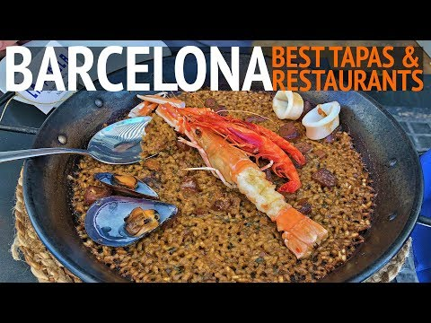 Barcelona Food Tour | 27 Best Dishes in Barcelona