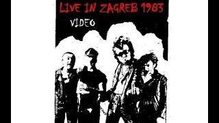 ANTI-NOWHERE LEAGUE - Zagreb 1983