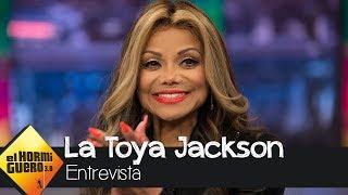 La Toya Jackson Comparte Cómo Fue La Muerte De Michael Jackson - El Hormiguero 3.0
