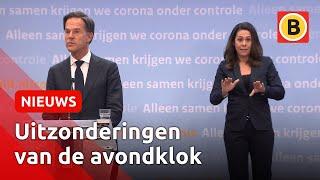 Avondklok: dit mag nog wél in de late uren | Omroep Brabant
