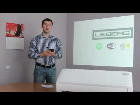 LEBERG THOR INVERTER NEW(LBS-TOR24/LBU-TOR24) Video #1