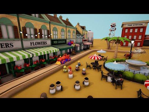 Tracks - The Train Set Game | November 2018 Official Gameplay Trailer thumbnail