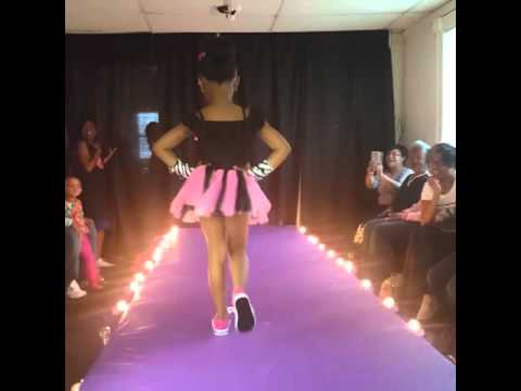 Cherish birthday party fashion show | video