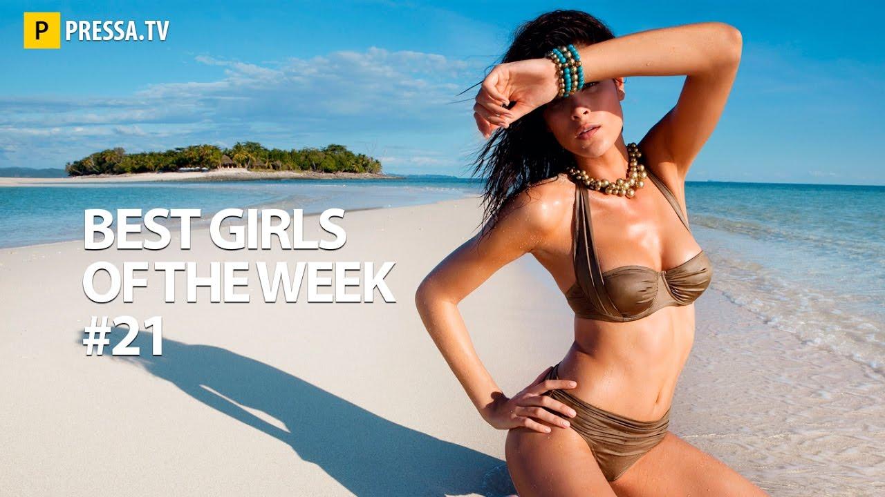 Лето, море и красивые девушки