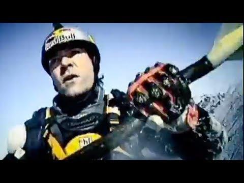 Ice Lake Drag Race | Richard Hammond Tomcat vs Engine Powered Canoe | Top Gear