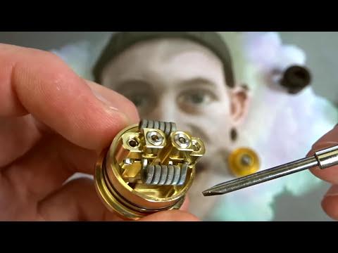 Geek Vape Peerless RDA - The Vaping Bogan
